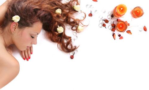 Maschera per capelli fai da te alla mela e avocado