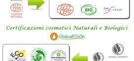 Certificazioni dei cosmetici naturali e biologici