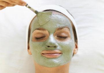 argilla maschera