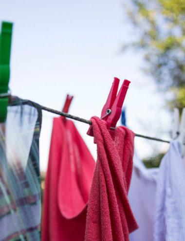 Profuma il tuo bucato con gli oli essenziali