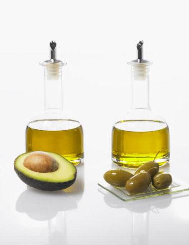 Gli oli vegetali: quali e quanti sono