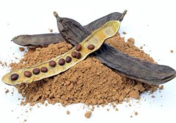 Farina di carrube, usi e proprietà di questo alimento poco conosciuto