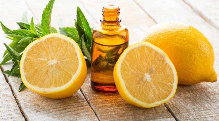 olio essenziale limone