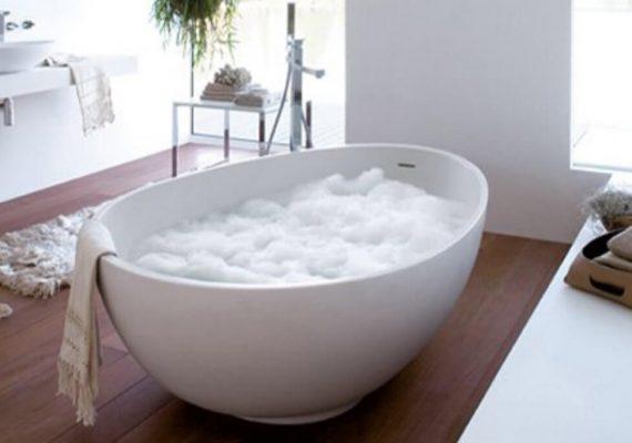 polvere da bagno fai da te
