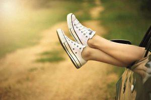 scarpe puzza oli essenziali