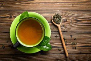 té verde proprietà