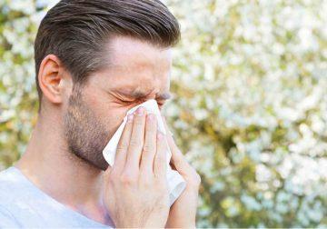 allergia oli essenziali