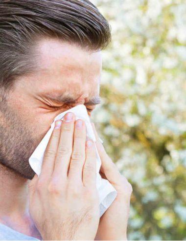 Allergie: curale con gli oli essenziali
