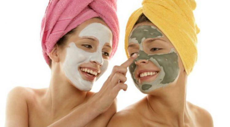 maschera antiossidante
