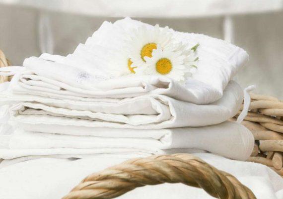 bucato oli essenziali