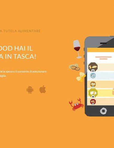 GeniusFood: l'app per la tutela alimentare di allergici e intolleranti