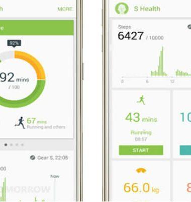 Prova Samsung Health, l'app che ti aiuta a rimanere in forma