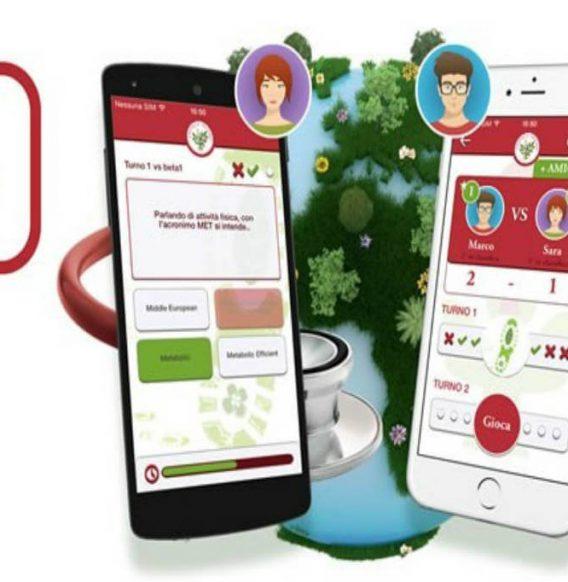 La salute la sai? Scarica l'app, gioca e informati