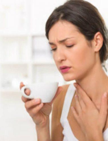 Combatti il mal di gola con gli oli essenziali in modo naturale