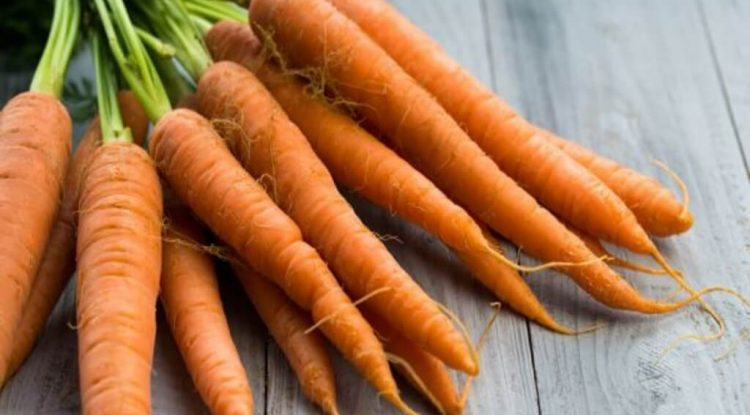 farina di carote gluten free