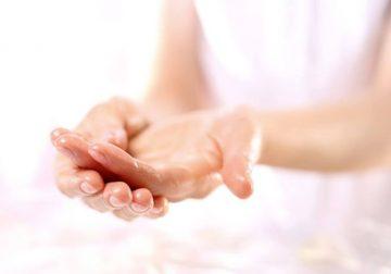 crema mani solida