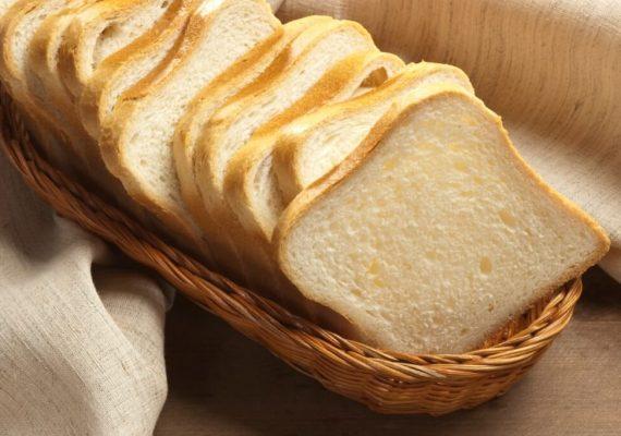 pane con etanolo
