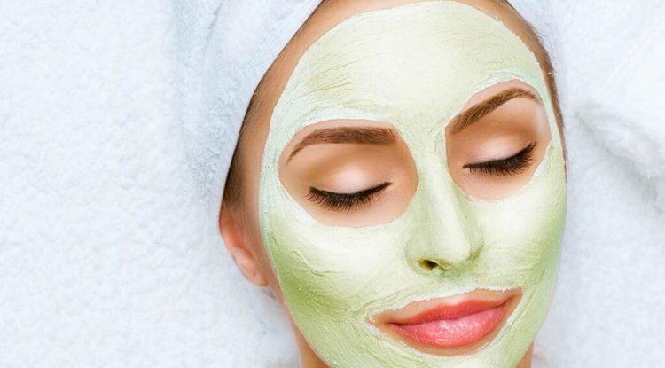 maschera anti acne