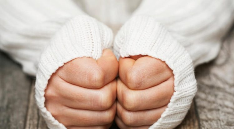 ragadi delle dita