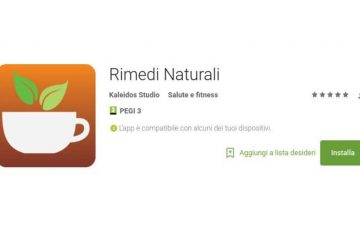 Rimedi Naturali app
