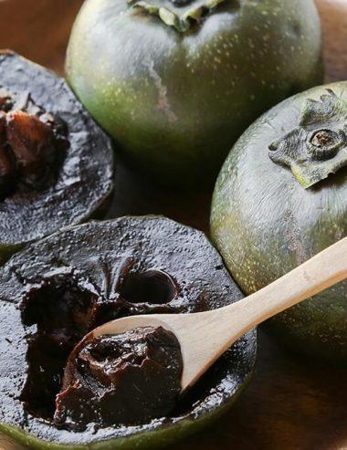 Zapote nero, l'incredibile frutto che sa di budino al cioccolato