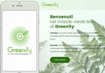 greenity app inci