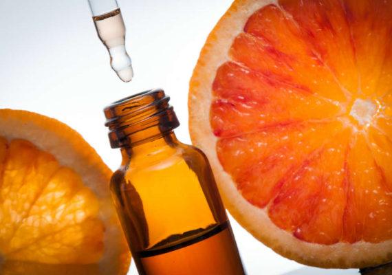 olio essenziale arancia