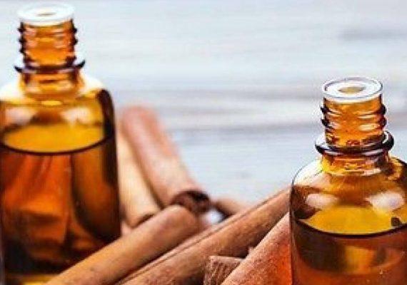 olio essenziale di cannella