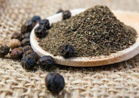 olio essenziale pepe