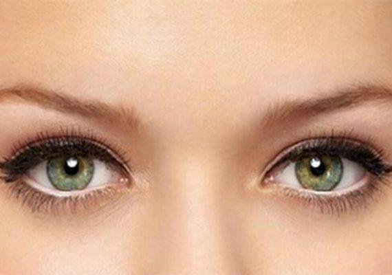 occhi gonfi
