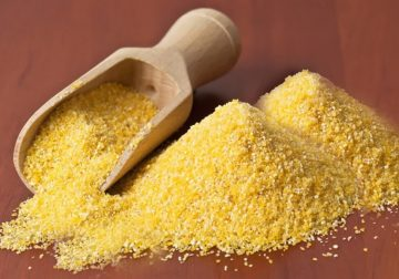 farina da polenta
