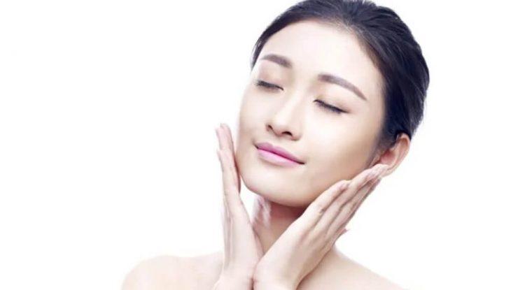skincare coreana bellezza viso