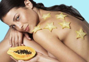 maschera-alla-papaya